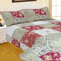 Cubrecama Quilt Cover Estampado King Size 280 X 260 Cm