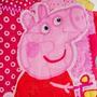 Acolchado Quilt Piñata, Peppa Pig , Reversible, Original !!