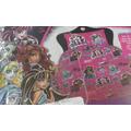 Sábanas Infantil Monster High N- Original Piñata