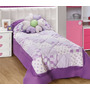 Acolchados Sweety Leah Linea Patchwork 1 1/2 Plazas