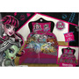 Cover Quilt Reversible Disney C Funda Monster High Disponibl