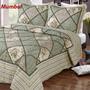 Cubrecama Quilt Cover Patchwork 2 1/2 Plazas 230 X 250 Cm