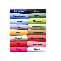 Sabana Ajustable Queen Size 1.60x2x0.35 Colores Lisos Oferta