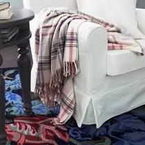 Ikea - Colcha Rustica Campestre Hermine