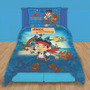 Cover Quilt Disney Jake El Pirata