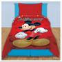 Acolchado Premium Mickey Mouse 1 Y 1/2 Plaza Piñata Disney