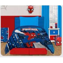 Frazada Simil Piel Spiderman Piñata Almacén De Sonrisas