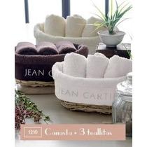 Canasta + Toallas Pack X3 Toallitas