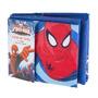 Juego De Sábanas Marvel Piñata Spiderman De 1 ½ Plaza