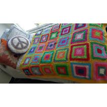 Manta A Crochet