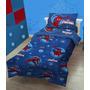 Sabana Infantil+acolchado Disney Piñata 1 1/2 Oferton Cars
