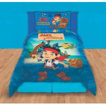 Cover Quilt Reversible Disney C Funda Jacke El Pirata