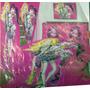 Juego De Sabanas Y Acolchado Monster High 100% Algodon!