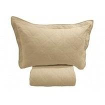 Cobertor Quilt King Size Con 2 Fundas De Almohada 100%alg
