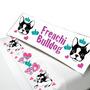 Sabanas Infantiles Bulldog Francés