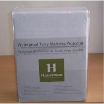 Protector Cubrecolchón Impermeable 80x140- Cuna Funcional