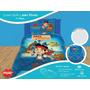 Cover Quilt+toallon+ Sabana Infantiles Los Vengadores Jake
