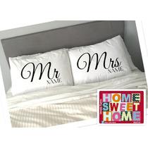 Fundas Almohadas Personalizadas Para Tu Dormitorio O Regalar