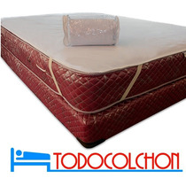 Funda Cubre Colchon Suavestar Impermeable 80 X 190 1 Plaza