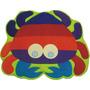 Alfombra - Manta Infantil Cangrejo 70x98 Cm Lubel
