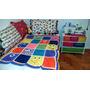 Cubrecama Colcha De Viaje Crochet. Exclusivo Diseño. Calidad