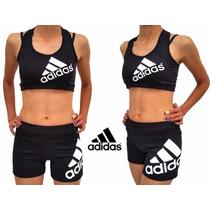 Conjuntos Adidas Deportivos Top+short