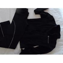 Campera + Pantalon Azul Oscuro - Class Life