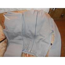 Conjunto Jogging Frisado Talle 3 (46/48) Color Cemento Nuevo