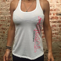 Musculosa, Mujer Crossfit Animal