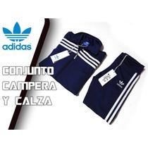 Conjunto Deportivo Adidas Orignals Running Mujer