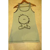 Camisolin O Pijama De Puro Algodon Talle 1 Hay Batas,camison