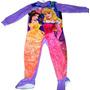 Pijamas Disney Enteros Micropolar Con Pies Antideslizables