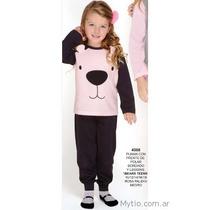 Pijama Para Nena Marcela Koury Invierno