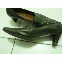 Zapato Cuero Febo Nº 37
