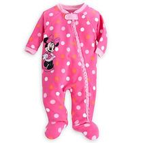 Pijama Micro Polar Carters Disney Minnie Y Mas Nena - Nuevos