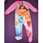 Pijama Enterito Micropolar Disney Princesas Importado