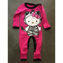 Pijama Kitty Minnie Peppa Hasta 36 Meses