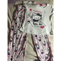 Pijama Nena Hello Kitty