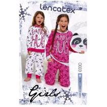 Pijama De Nena Niñas Intantil Invierno