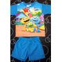 Pijama Henry Rayo Jake Monster Villano Minion Aviones Dusty