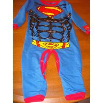 Pijamas Bodies Personajes Niños Bebes Hombre Araña Minnie