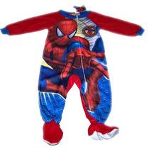 Pijamas Disney Enteros Con Pies Antideslizables