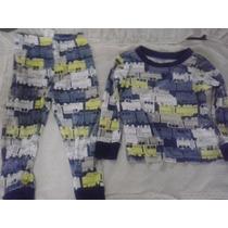 Pijama Talle 2 Años 100% Algodon Importado Gymboree