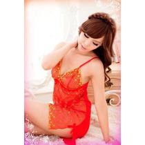 298-baby Doll Muy Elegante Y Delicado Para Chicas Exigentes!