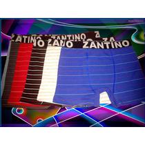 Boxers Por Mayor X 12 | Zantino | Algodon Y Lycra | Calidad!