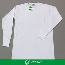 Art522 Camiseta Interlock Manga Larga E/ Redondo - Ludens