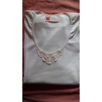 Camiseta M/larga Jaline . T/2 (m) Espectacular!