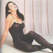 Catsuit De Lycra Tipo Media Nylon Conjunto Sex Para Invierno