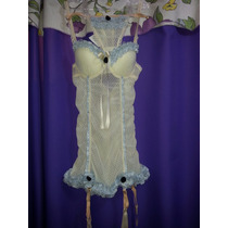 Babydoll Taza Soft Moulin Rouge (art 960 Bd) T.95