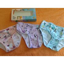 Pack De Bombachas Para Nenas
